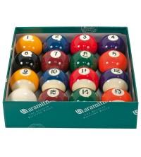 Conjunto bolas Aramith