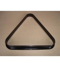 Triângulo de plástico